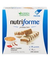 Nutriforme Apple Crumble Gourmet Protein Bar