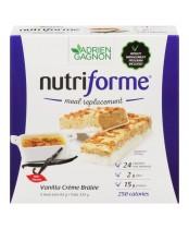 Nutriforme Vanilla and Crème Brûlée Meal Replacement
