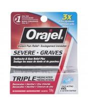 Orajel Toothache & Gum Relief Plus