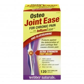 Osteo Joint Ease For Chronic Pain Caplets
