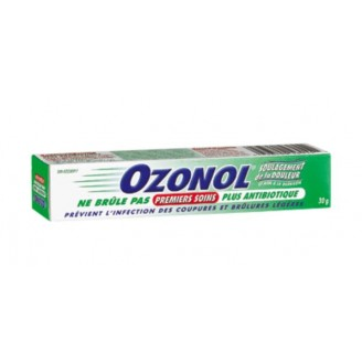 Ozonol Antibiotic Plus Ointment