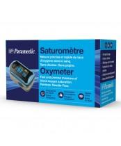 Paramedic Finger Pulse Oxymeter