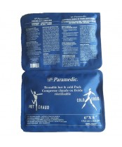Paramedic Reusable Hot & Cold Pack 6 Inch x 8 Inch