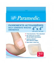 Paramedic Self-Adhesive Wound Dressings