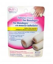 Pedifix Tubular-Foam Toe Bandages