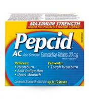 Pepcid AC Maximum Strength - 10's