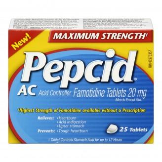 Pepcid AC Maximum Strength