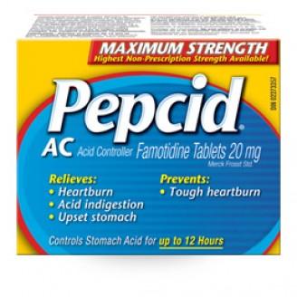 Pepcid AC Maximum Strength - 80's