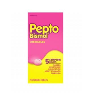 Pepto Bismol Chewable Tablets Original