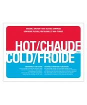 PharmaSystems Hot or Cold Reusable Flexible Compress