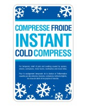 PharmaSystems Instant Cold Compress