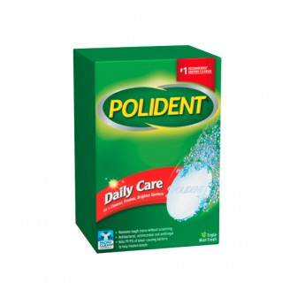 Polident Daily Care Denture Cleanser