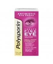 Polysporin Antibiotic Eye Drops