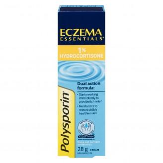 Polysporin Eczema Essentials 1% Hydrocortisone Anti-Itch Cream