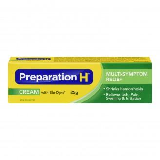 Preparation H Cream