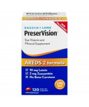 PreserVision AREDS 2 Formula Eye Vitamin & Mineral Supplement