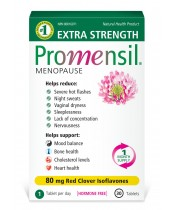 Promensil Menopause Double Strength Red Clover Isoflavones