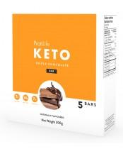 ProtiLife Keto Triple Chocolate Bar