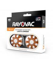 Rayovac Hearing Aid Size 13 Batteries
