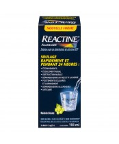 Reactine Allergy Liquid 24 Hour Relief