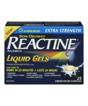 Reactine Allergy Liquid Gels