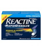 Reactine Extra Strength Rapid Dissolve