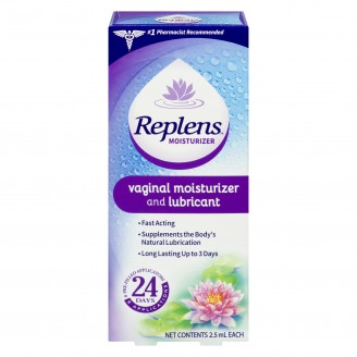 Replens Vaginal Moisturizer and Lubricant - 24 Days