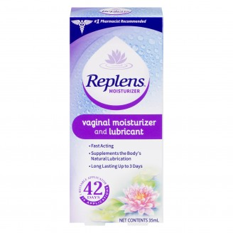 Replens Vaginal Moisturizer and Lubricant - 42 Days