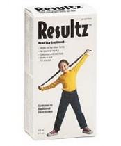 Resultz Lice Treatment