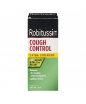 Robitussin Cough Control Syrup