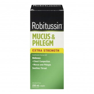 Robitussin Extra Strength Chest Congestion