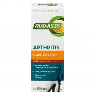 Rub A535 Arthritis Flare-Up Relief Cream