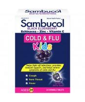 Sambucol Kids Cold and Flu Chewables