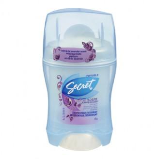 Secret Scent Expressions Invisible Solid Antiperspirant & Deodorant
