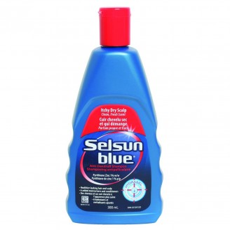 Selsun Blue for Itchy Dry Scalp