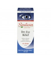 Similasan Dry Eye Relief Homeopathic Sterile Eye Drops