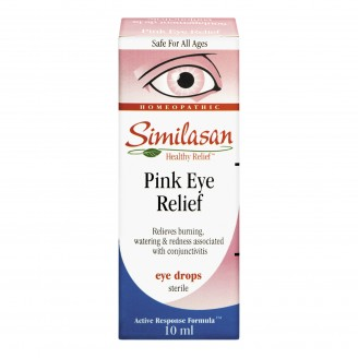 Similasan Pink Eye Relief Homeopathic Sterile Eye Drops