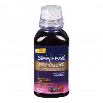 Sleep Eze Liquid Nighttime Sleep Aid