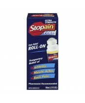 Stopain Cold Extra Strength Pain Relief Roll-On
