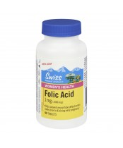Swiss Natural Sources Folic Acid