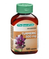 The Root of Life Tumeric Capsules