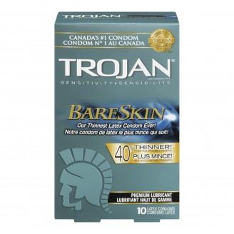 Trojan Bareskin