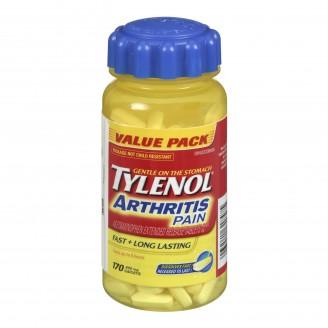 Tylenol Arthritis Pain Easy Open Bottle