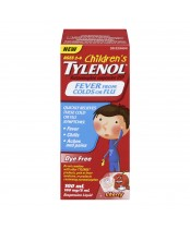 Tylenol Children's Fever From Colds or Flu