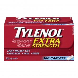 Tylenol Extra Strength