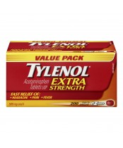 Tylenol Extra Strength Headache Pain and Fever Relief eZTabs Value Pack