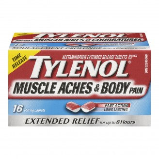 Tylenol Muscle Aches & Body Pain