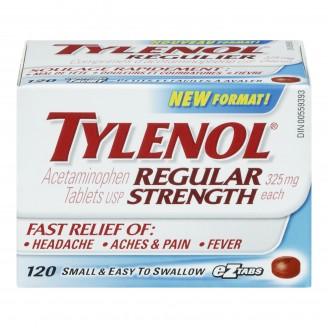 Tylenol Regular Strength