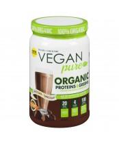 Vegan Pure Chocolate Organic Proteins & Greens