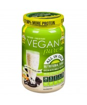 Vegan Pure Cookies & Cream+Biscuits Nutritional Shake